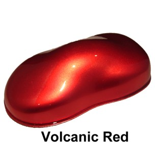 Volcanic Lava Red